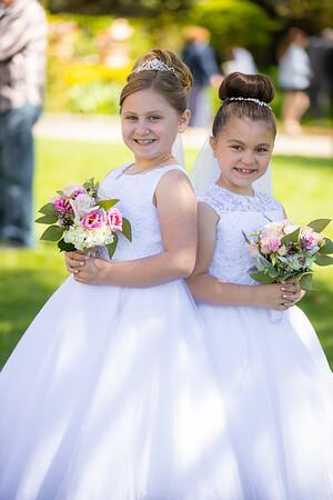 Valentina & Gabriella's 1st Holy Communion