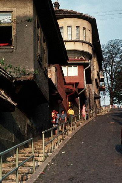 1983, Sarajevo, Alifakovac
