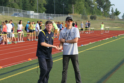 Pre-Race, Mile, Gallery 2 - 2014 Michigan Track Classic