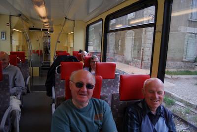 France - CCC The Little Yellow Train & Mont Louis