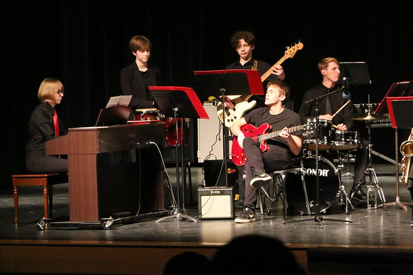 Concert Band 2019-2020