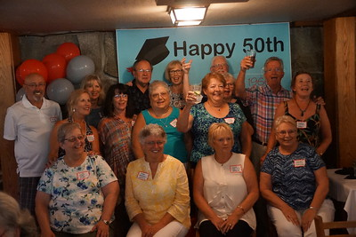 HDHS 50th YEAR CLASS REUNION - CLASS of 1966