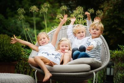 fotoshoot Familie Peeters Arendonk