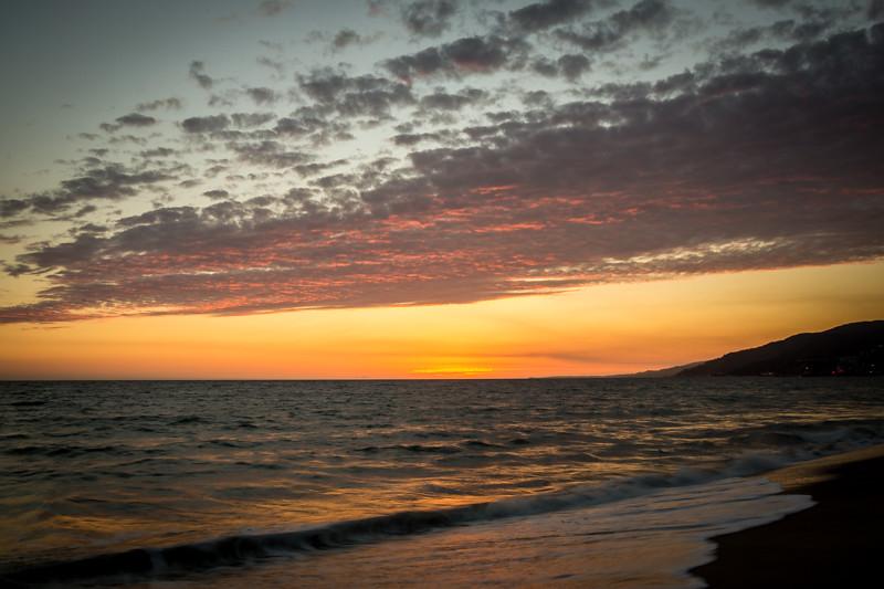 October 24 - Sunset over Malibu.jpg