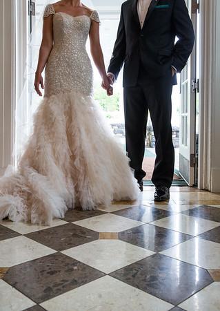 kristen + dave wedding