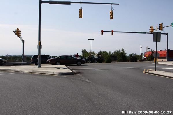 MVC Hazle Twp. Airport Beltway 8/6/09