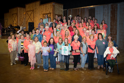 Cowgirls of CCC Spring Event  April 16, 2016
