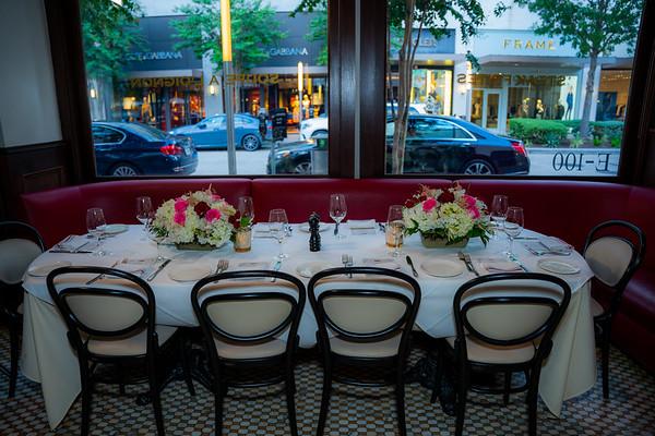 Ehab Tawfic Private Dinner