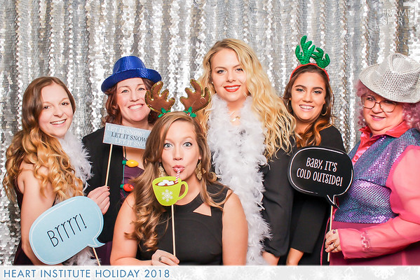 Heart Institute Holiday Cincy 2018