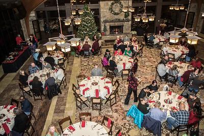 OCSRI Christmas Party 2016