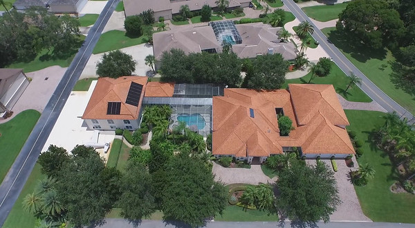 1705 Spruce Creek Way | Estate Compound with Aircraft Hangar at Spruce Creek Fly-In