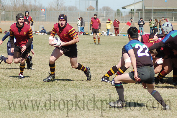 2007 2nd XV vs. Banshees