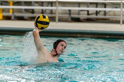 Tualatin HS Varsity Water Polo vs Tigard