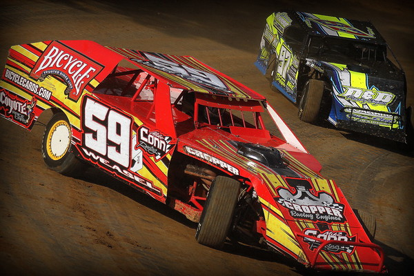 Florence Speedway; American Modified Series 6-25-16
