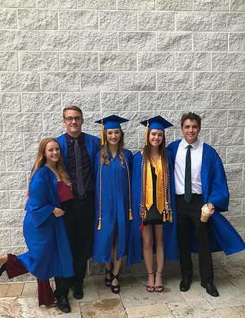 Kate's STA Graduation