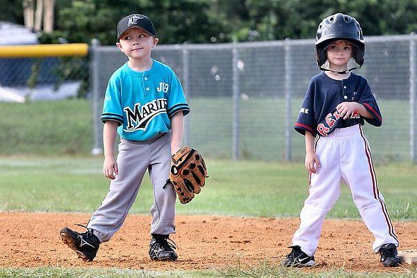 Little League Fall 2004 Marlins