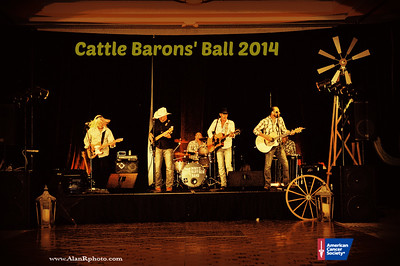 Cattle Barons' Ball 2014