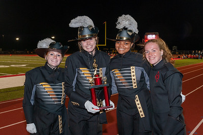 10/12/19 Odessa Marching Invitational