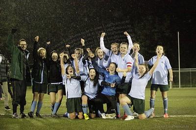 Aug 12 - Football - Marsden v Well Girls