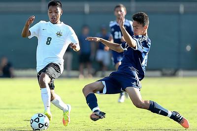 Soccer, Men's v Fullerton