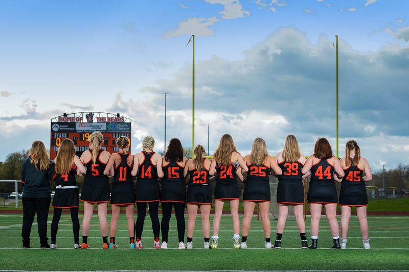 WBL Girls Lacrosse -V- Roseville Varsity