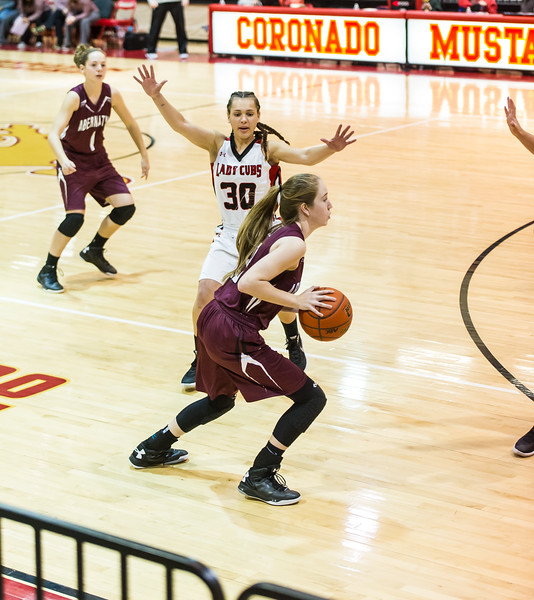 Lady Lopes vs Brownfield, 12-29-2015