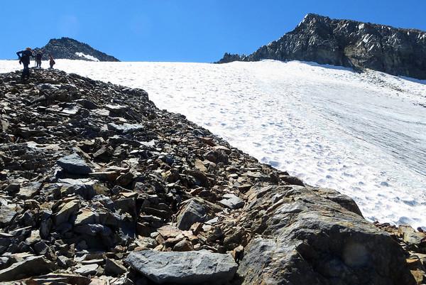 Lyell Canyon and Glacier: Sep 13-16, 2012