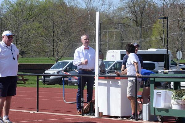 Girls Track & Field: GA vs Agnes Irwin & Penn Charter