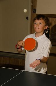 Ping pong. Yay.