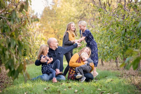 Byrne Family 2018