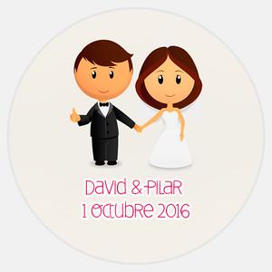 David & Pilar