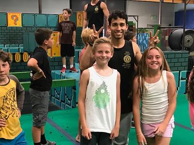 Summer's B-ay Tempest Free Running Academy