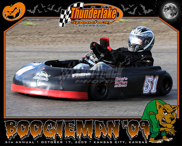 2009 Boogieman Race, Custom Photo Design