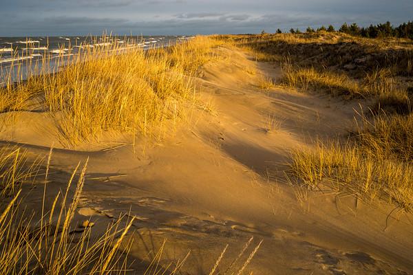 Syysrantaa_Autumn beach