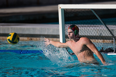 Men's Water Polo - West Valley vs Golden West @ CCCAA Tournament 20151120