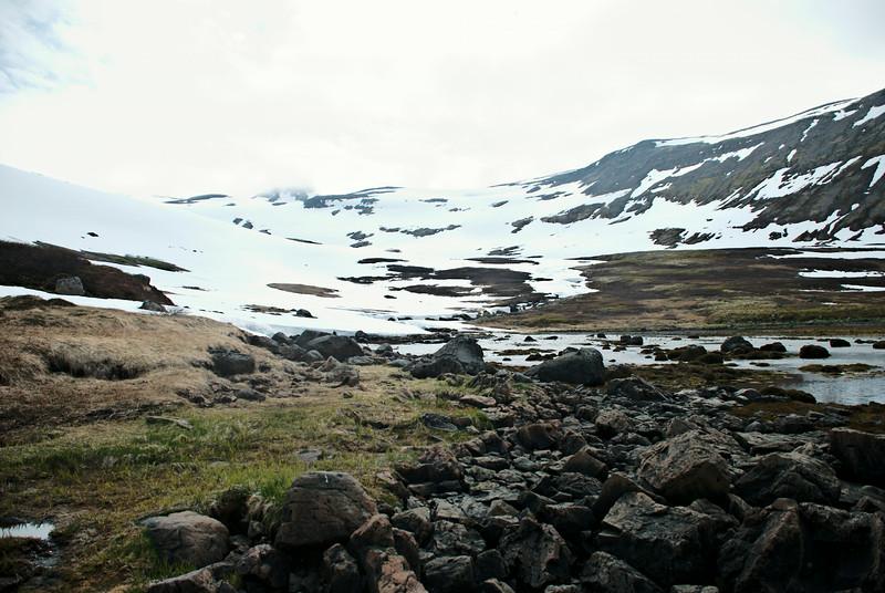 Karlsstaðadalur í Veiðileysufirði