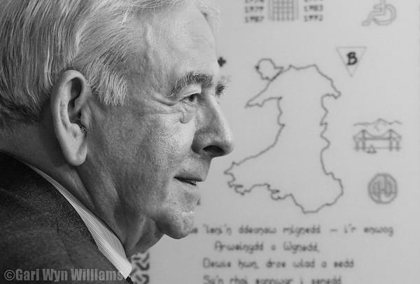 Dafydd Wigley - Politician - Ex Plaid Cymru MP