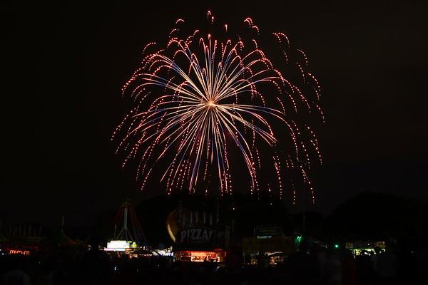 RF2017 Fireworks