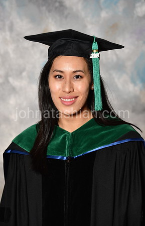 UConn Health - Commencement Individual Portraits - May 7, 2018