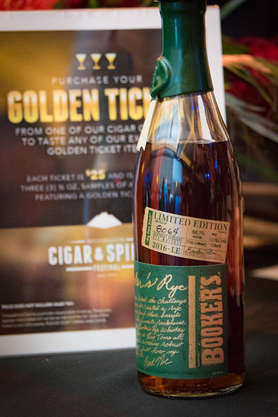 The 6th Annual Washington Cigar and Spirits Festival at Snoqualmie Casino!