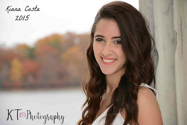 Kiana's Senior Pictures