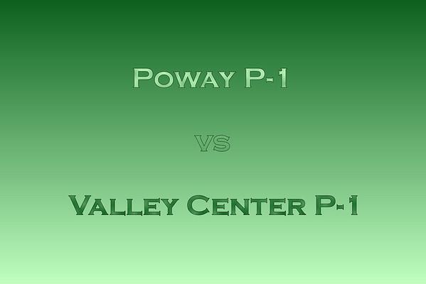 Poway P-1 @ Scripps Tournament