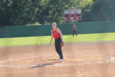 South Coffeyville Softball 9/9