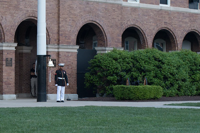 USMC Silent Drill Team Evening Parade May 3, 2019