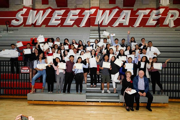 Sweetwater High Scholarship 2019