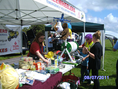 Patchway Community Fayre, July 2011