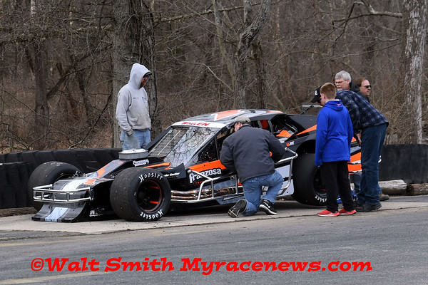 Mahoning Valley Speedway  Test and Tune