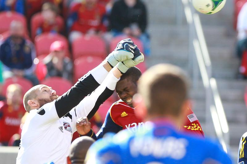 MLS: MAR 16 Rapids at Real Salt Lake