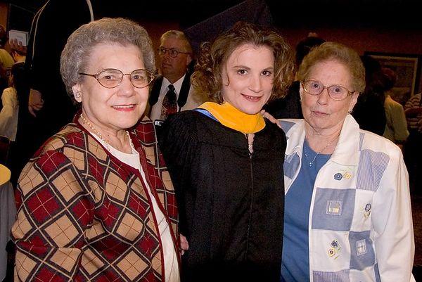 2004 CSM Graduation