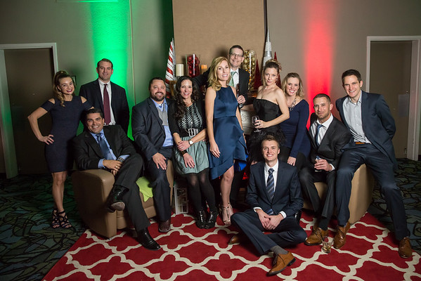 WPX Energy Holiday Party 2016